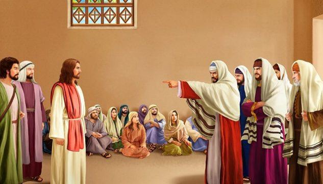 虔誠事奉耶和華的法利賽人為什麼抵擋主耶穌