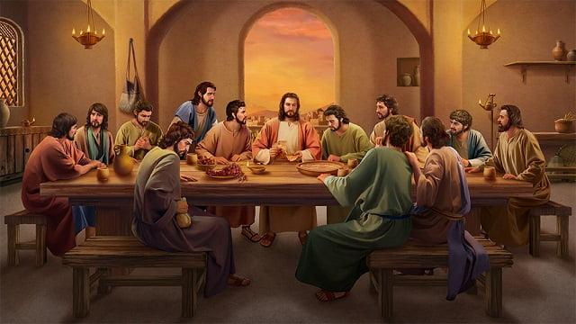 聖餐的意義和由來(有聲讀物)