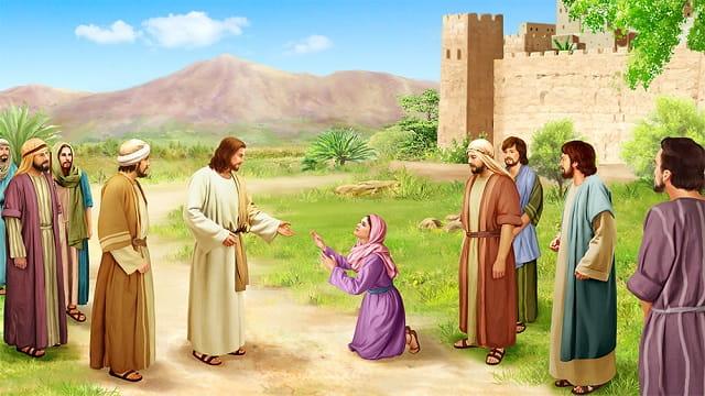 主耶穌為何稱許迦南婦人的信心?