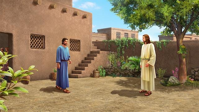 耶穌的教導,饒恕