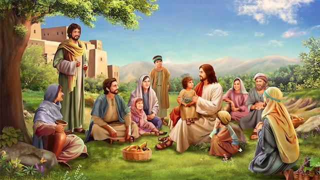 恩典時代神為什麼取名叫耶穌